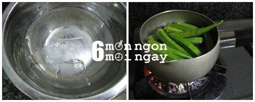 Cách làm đậu bắp ngâm giấm cực ngon cực tốt cho sức khoẻ - hình 3