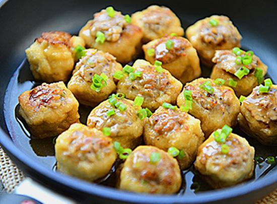 Cách làm đậu phụ nhồi thịt đậm đà đơn giản dễ làm