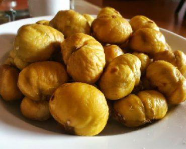 Cách làm kẹo hạt dẻ mềm bùi thơm lừng