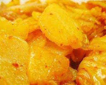 Cách làm khoai tây xào thơm ngon dinh dưỡng