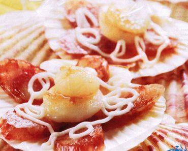 Cách làm lạp vịt nướng cồi sò điệp thơm ngon ăn mãi không chán