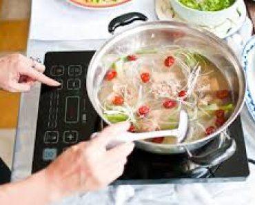 Cách làm lẩu sườn bò hầm táo đỏ hạt sen cho ngày mưa để đổi vị