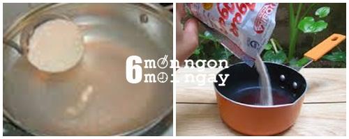 Cách làm món thạch rau câu cà phê cực lạ mắt - hình 2