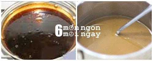 Cách làm món thạch rau câu cà phê cực lạ mắt - hình 3