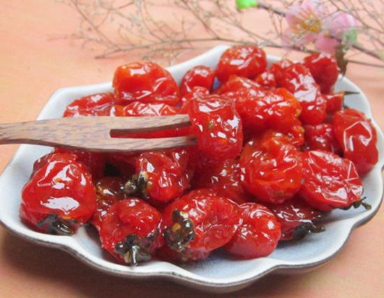 Cách làm mứt cà chua mang hương vị truyền thống