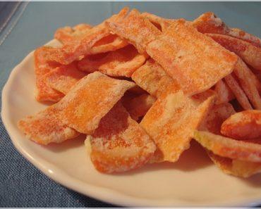 Cách làm mứt cà rốt quen thuộc cho ngày Tết cổ truyền