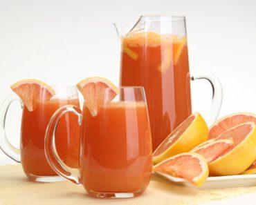 Cách làm nước ép cam bưởi giải pháp giảm cân hiệu quả