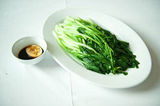 Cách làm rau cải ngồng luộc giòn ngọt cực mát