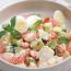 Cách làm salad bưởi và quả bơ cho thực đơn ăn kiêng