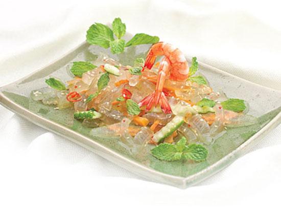 Cách làm salad nha đam ngon mà tốt cho sức khỏe