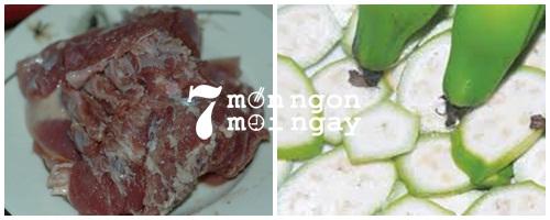 Cách làm thịt bê hấp sả càng ăn càng mê - hình 2