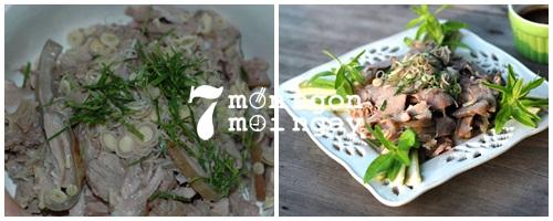 Cách làm thịt bê hấp sả càng ăn càng mê - hình 4