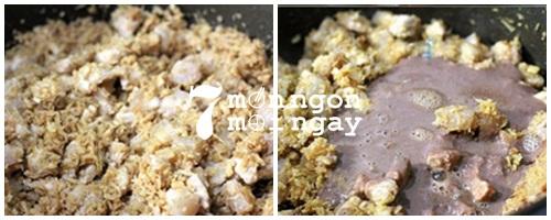 Cách làm thịt kho mắm ruốc đậm đà hương vị Việt Nam - hình 4