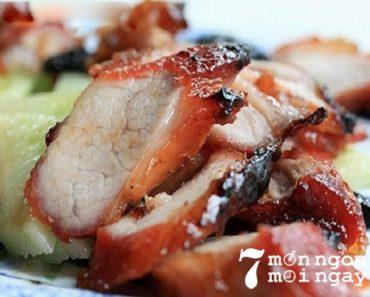 Cách làm thịt xá xíu thơm ngon theo công thức chuẩn nhất - hình 1