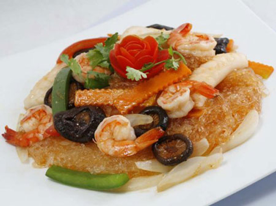 Cách làm thốt nốt xào hải sản đơn giản cực thơm ngon