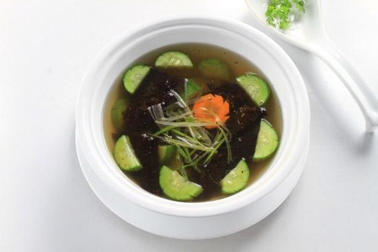 Cách nấu canh dưa chuột thịt lươn lạ miệng mà cực ngon