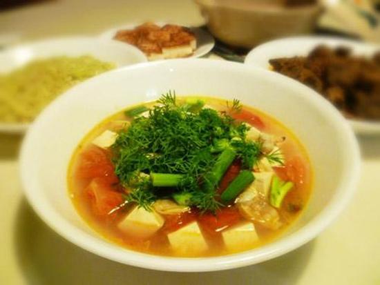 Cách nấu canh óc đậu thanh mát cực bổ dưỡng