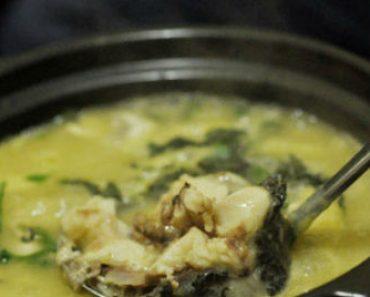 Cách nấu cháo cá chép với hành và nghệ bổ dưỡng cực lợi sữa cho bà bầu