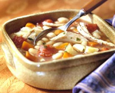 Cách nấu súp các loại đậu thịt gà cho thực đơn bé yêu thêm phong phú