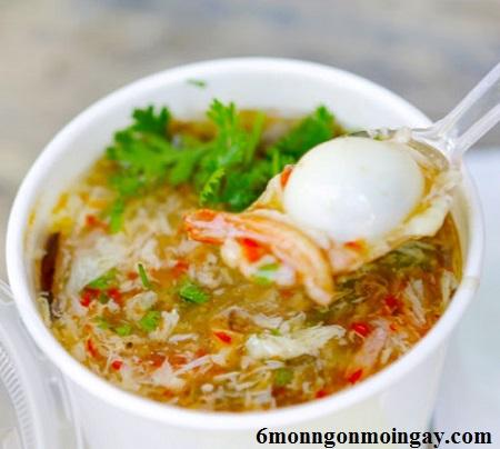 cách nấu súp cua cho bữa ăn thêm tròn vị