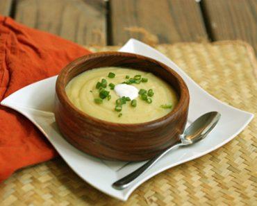 Cách nấu súp đậu cô ve khoai tây cực ngọt bùi