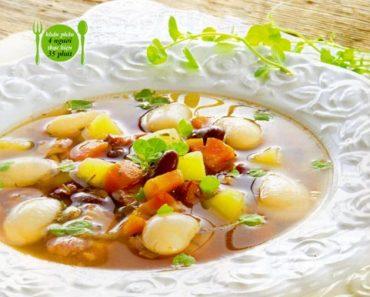 Cách nấu súp đậu ngự thịt nạc vai cưc đơn giản tiết kiệm thời gian