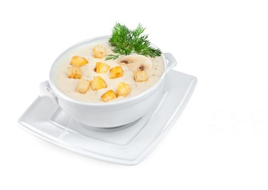 Cách nấu súp dưa hấu chả mực cho thực đơn món khai vị thêm hấp dẫn