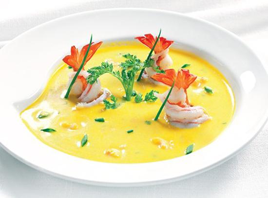Cách nấu súp tôm cà rốt bổ dưỡng giàu canxi và vitamin