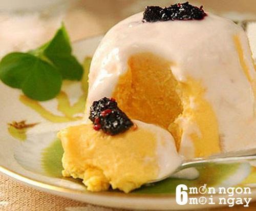 Cách làm bánh kem trứng vừa ngon vừa dễ làm - hình 1