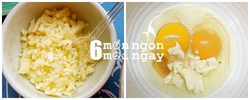 Cách làm bánh kem trứng vừa ngon vừa dễ làm - hình 3