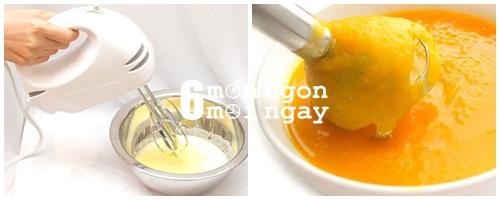 Cách làm bánh kem trứng vừa ngon vừa dễ làm - hình 4
