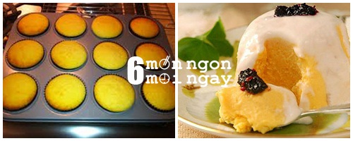 Cách làm bánh kem trứng vừa ngon vừa dễ làm - hình 5