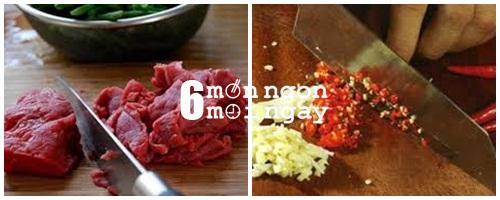 Cách làm món thịt bò xào thanh long cực lạ mà ngon khó cưỡng - hình 3