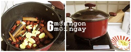Cách làm trà gừng quế thơm ngon ấm bụng ngày đông - phần 3