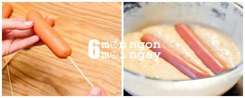 Cách làm xúc xích chiên đơn giản mà thơm ngon khó cưỡng - hình 3