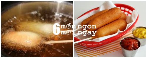Cách làm xúc xích chiên đơn giản mà thơm ngon khó cưỡng - hình 4