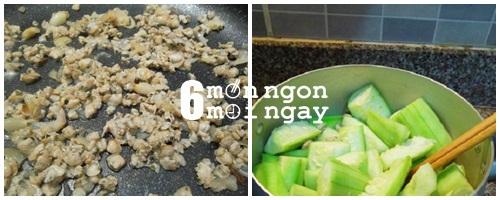 Cách nấu canh hến nấu mướp ngọt mát cho mùa hè - hình 4