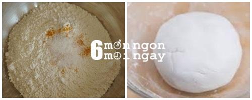 Cách làm bánh bí ngô thơm ngon cho bé mê tít - hình 3