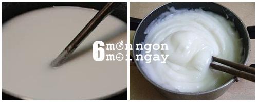 Cách làm bánh giò tại nhà ngon ơi là ngon - hình 4