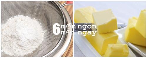 Cách làm bánh kem bơ pho mat cho bữa sáng ngon miệng - hình 2
