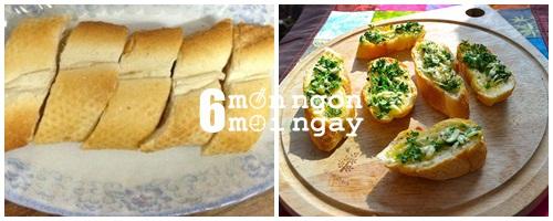 Cách làm bánh mì bơ tỏi thơm nồng giòn ngon khó cưỡng - hình 3