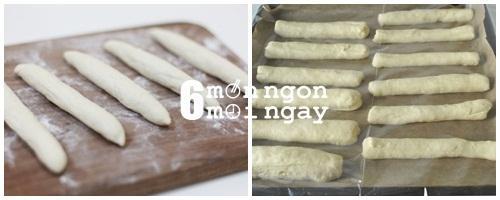 Cách làm bánh mì que tại nhà với công thức chuẩn nhất -hình 5