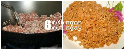 Cách làm bánh nậm đậm đà hương vị miền trung - hình 3