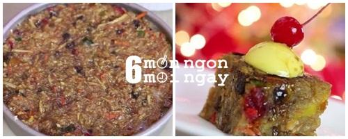 Cách làm bánh Pudding cực ngon cho mùa Giáng Sinh - hình 7