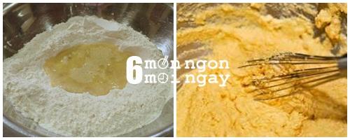 Cách làm bánh quy bơ hình thiên nga cực đáng yêu - hình 2
