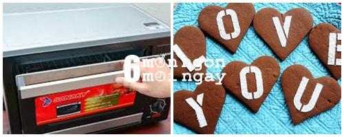 Cách làm bánh tình nhân đơn giản mà siêu lãng mạn - hình 4