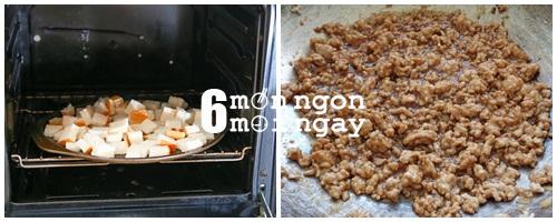 Cách làm gà tây nhồi thập cẩm ngon không kém nhà hàng - hình 4