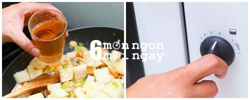 Cách làm gà tây nhồi thập cẩm ngon không kém nhà hàng - hình 6