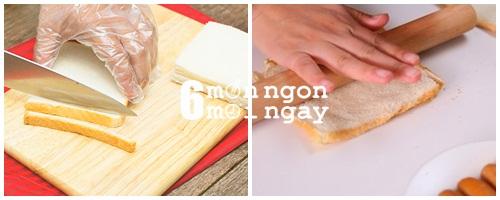 Cách làm sanwich cuộn xúc xích cho ngày mới tràn năng lượng - hình 3