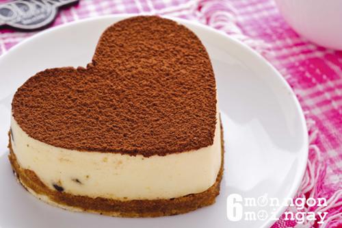 Cách làm Tiramisu socola cho Valentine thêm ngọt ngào - hình 1